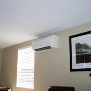 Ductless Air Conditioner Installation