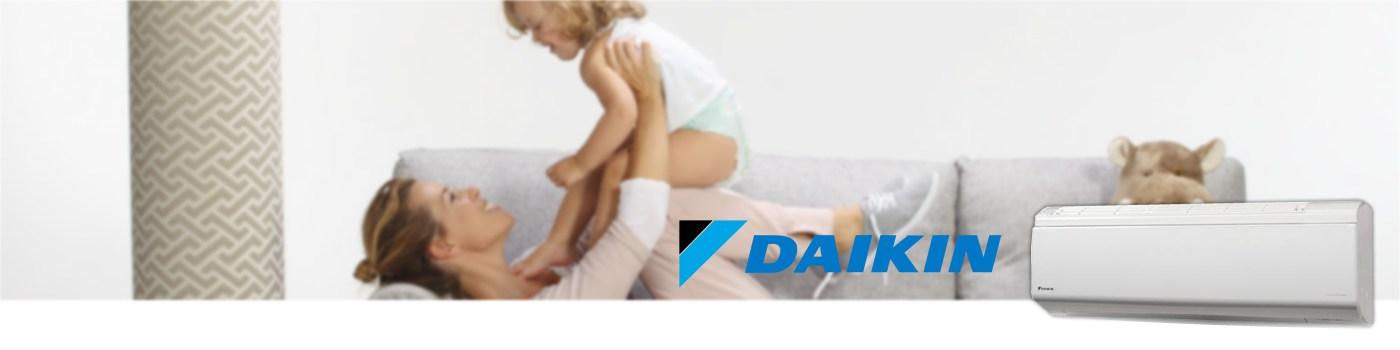 Daiken Ductless Air Conditioners