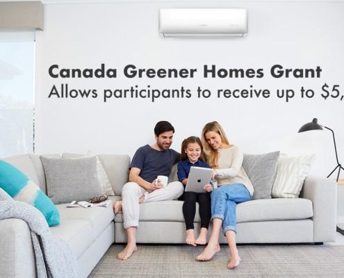 Canada Greener HomesGrant
